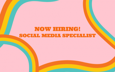 Now Hiring: Social Media Specialist